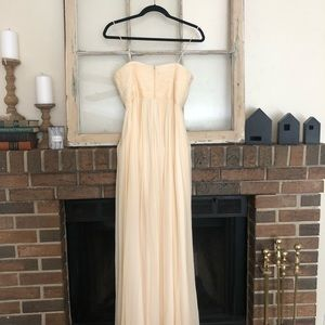 J. Crew Dresses - JCrew Formal Cream Dress